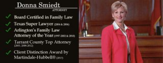 Highly Rated Arlington TX Divorce Attorney, Award Winning Child