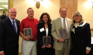 ISBA honors John C. McAndrews Pro Bono Service Award recipients