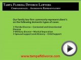 Divorce Lawyers Tampa Florida