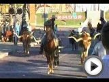 Ft. Worth Texas Cattle Drive by Dallas …
