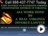 UNCONTESTED DIVORCE …